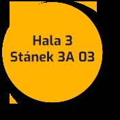 Dent21 - Hala 3, Stánek 3A 03